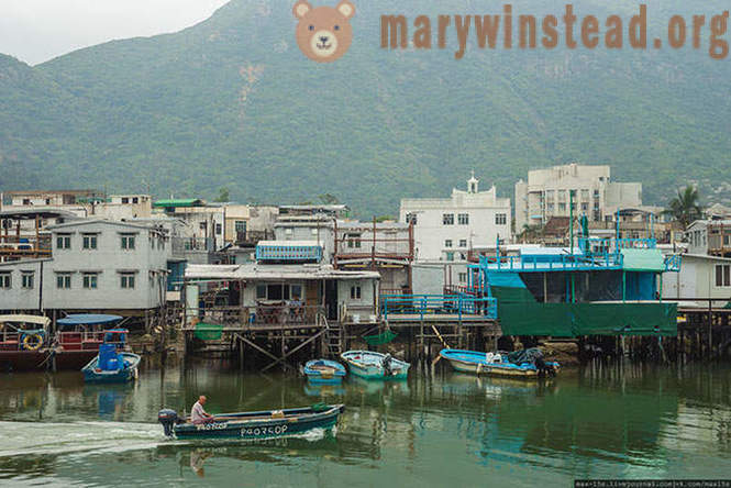 Cestovat do Hong Kong: Tai O