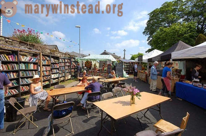Book City Hay-on-Wye